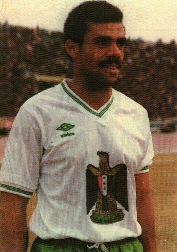 اللاعب الدولي علي حسين شهاب في ذمة الخلود عن عمر يناهز الـ55 عاما