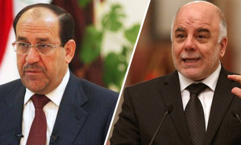 The alliance of Abadi issued a statement to respond to the meeting of al-Maliki and al-Amiri
