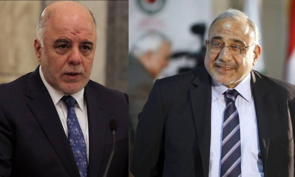 Storm after calm .. Abadi and Abdul Mahdi in conflict