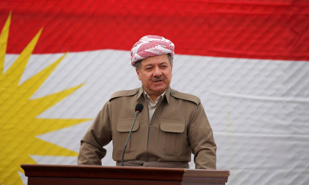 Massoud Barzani threatened to cancel his post .. For this reason