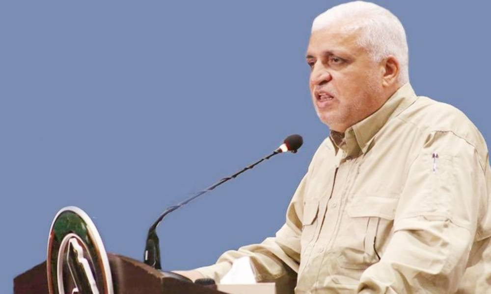 Al-Amri alliance declares its adherence to Fayadh as a sole candidate for the interior