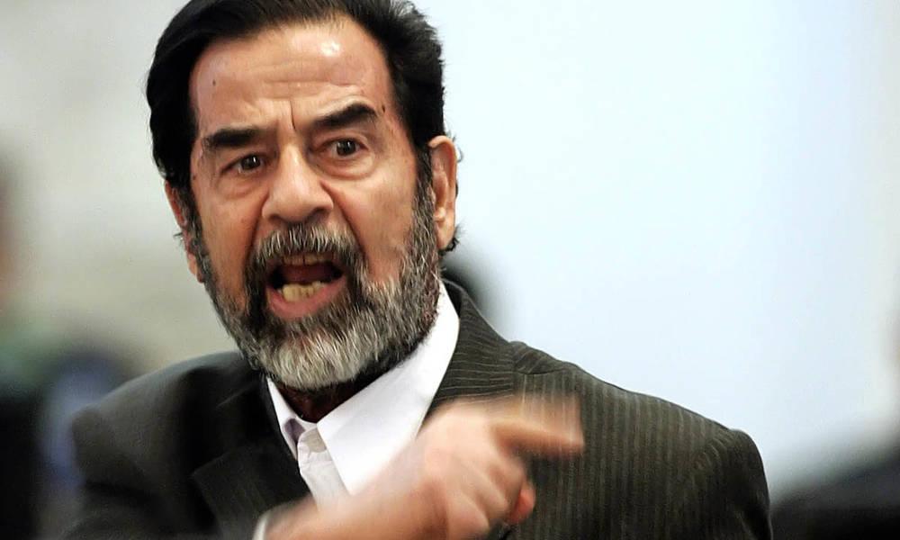 772eb60f4f279 ضابط امريكي يروي تفاصيل تذكر لأول مرة عن ليلة اعدام صدام حسين..
