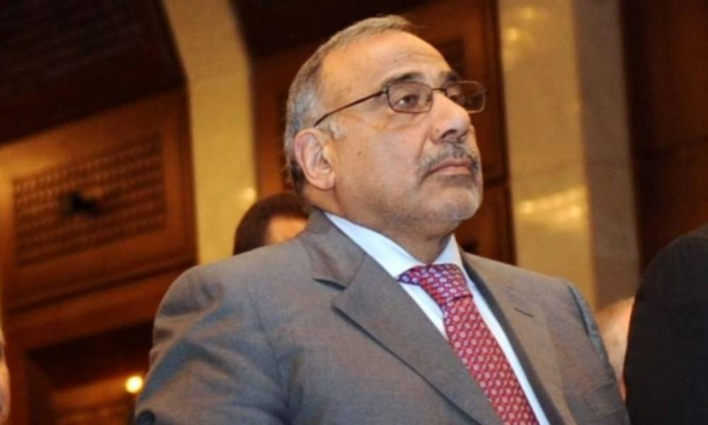 Anger in the Iraqi parliament signals a revolt against Abdul Mahdi