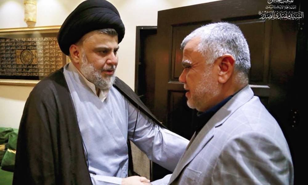 Sadr and Amiri decide a new formula .. alternative to take out US forces