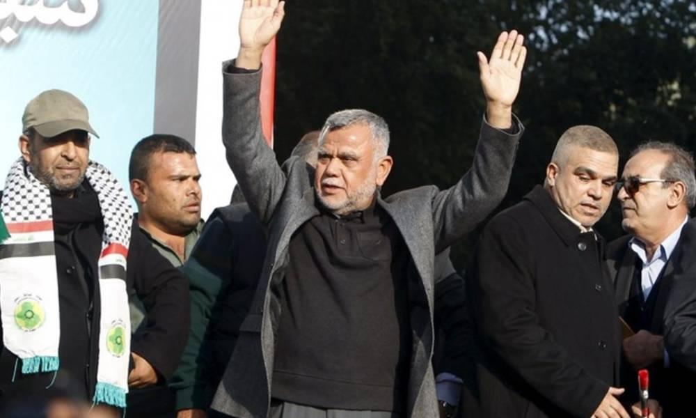 Abdul-Mahdi gives Amiri full powers to arrest all those who offend Badr Vesbukia