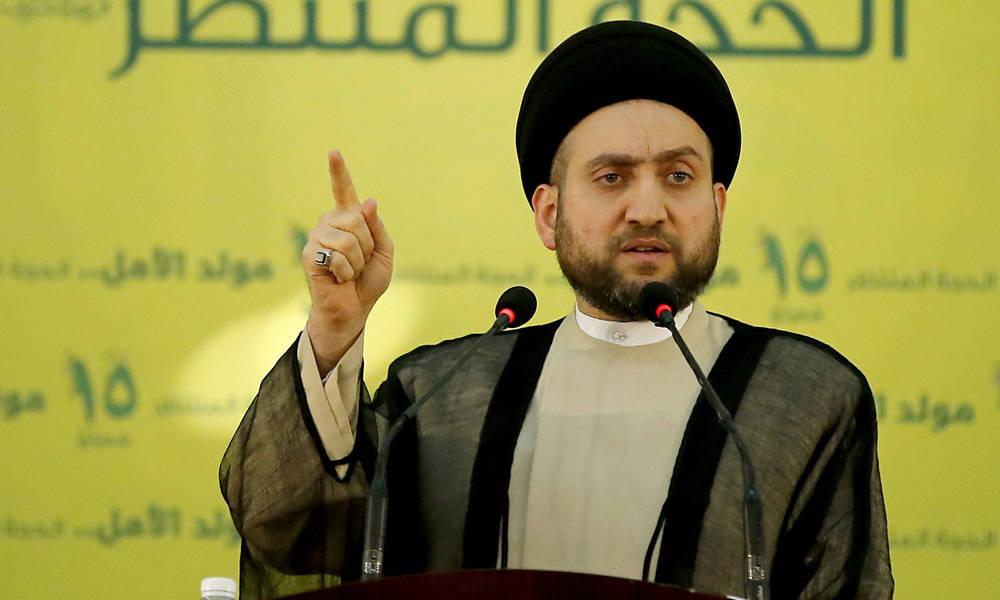Prime Minister helpless .. Alliance Hakim accuses Abdul Mahdi and direct criticism sharp