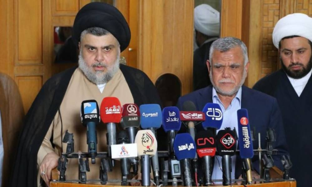 Soon .. The law of expulsion of US forces .. Sadr alliance declares