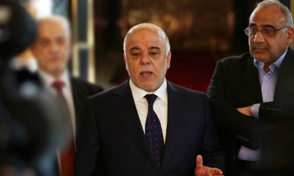 Allowed to subject the Central Bank of Iraq to the orders of America .. Abdul Mahdi accuse Abadi