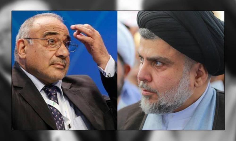 The mechanism of Moqtada al-Sadr to drop Abdul Mahdi .. Raise political fears for two reasons