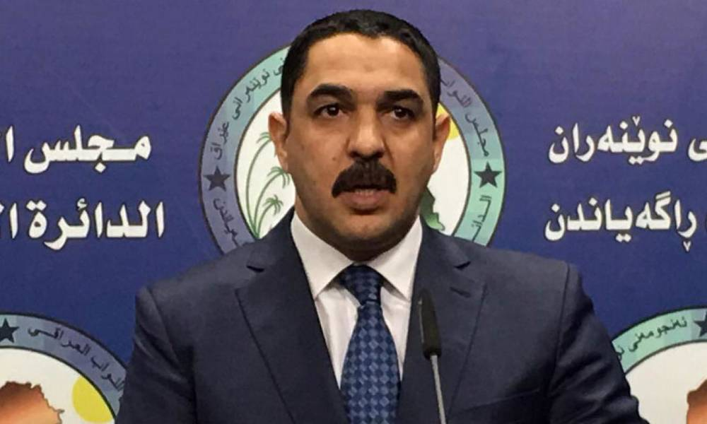 Coalition of forces: Abdul Mahdi's government has only completed 10% of its program 20190416_020643-271