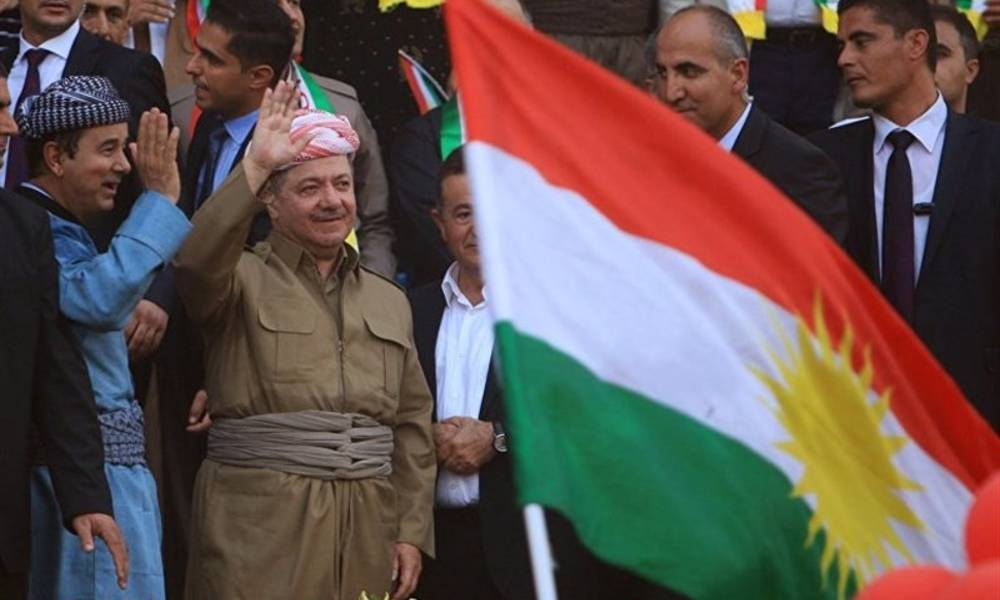 Barzani organizes a new referendum for separation from Iraq