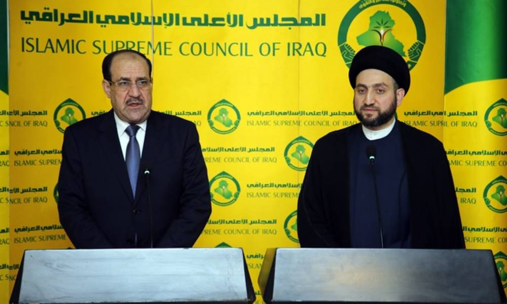 Not the ability to drop the Abdul Mahdi .. Ameri alliance ridicules of Maliki and Hakim