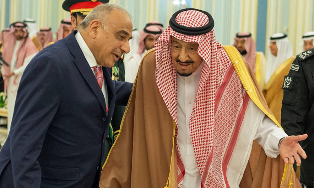02501c158 السعودية تواجه ايران بالمال.....والود العراقي بيضة القبان