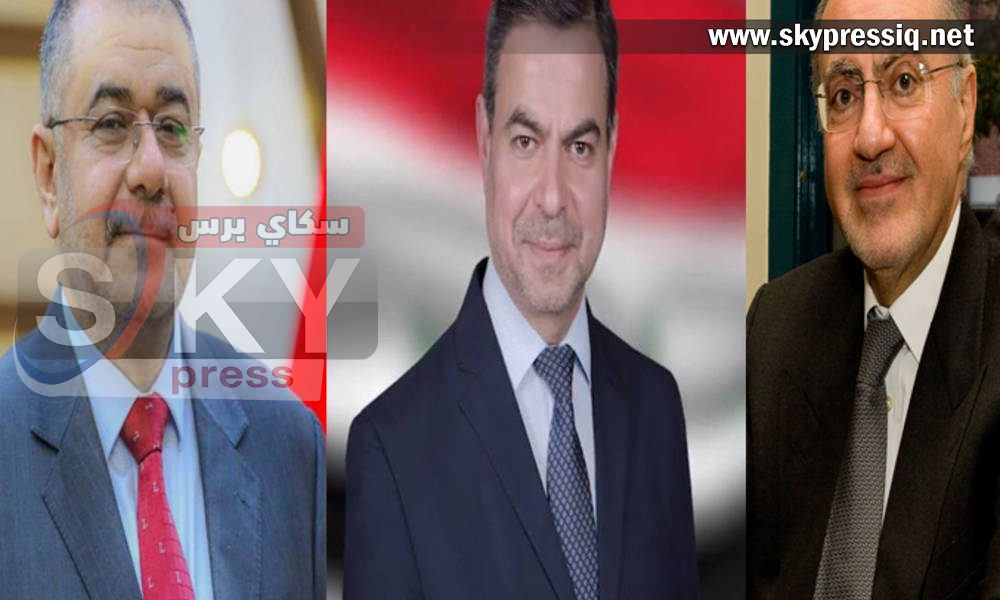 Moussawi - Suhail - Allawi and Shukri - The most prominent candidates for the presidency of the alternative government after the resignation of Abdul Mahdi