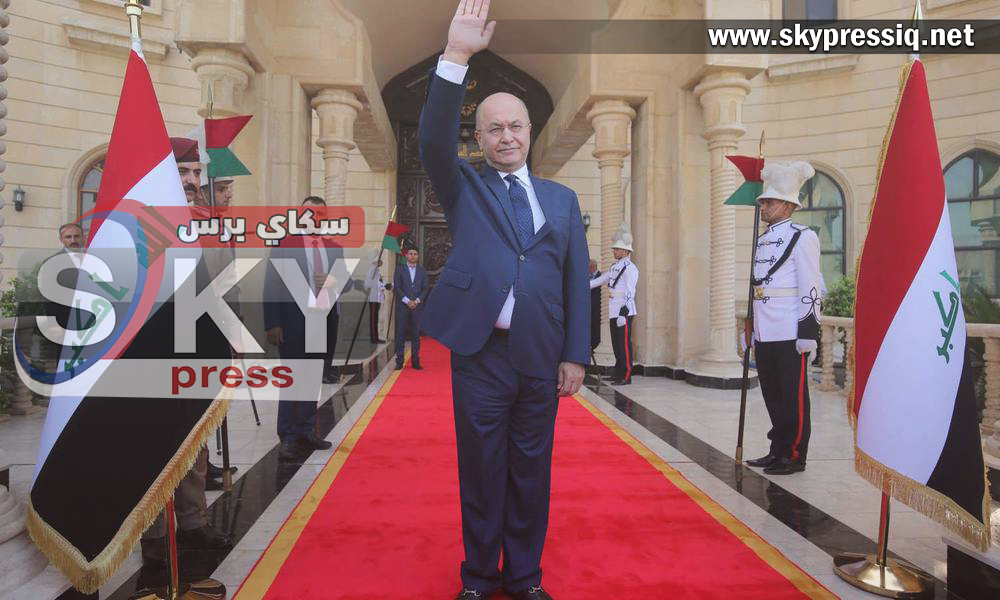 Barham Saleh holds an emergency meeting to discuss the dismissal of the government and the announcement of a transitional government