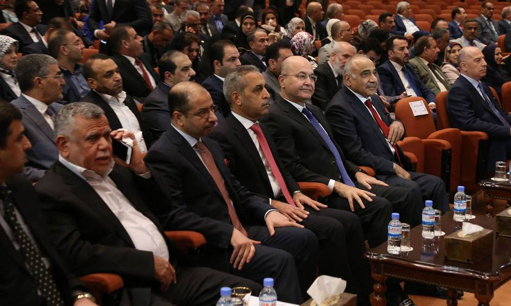 Iraqi politicians reluctance to run for succession to Abdul Mahdi