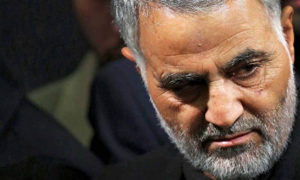 Soleimani in Baghdad to choose a new prime minister - And the Iraqi government can arrest him - America declares