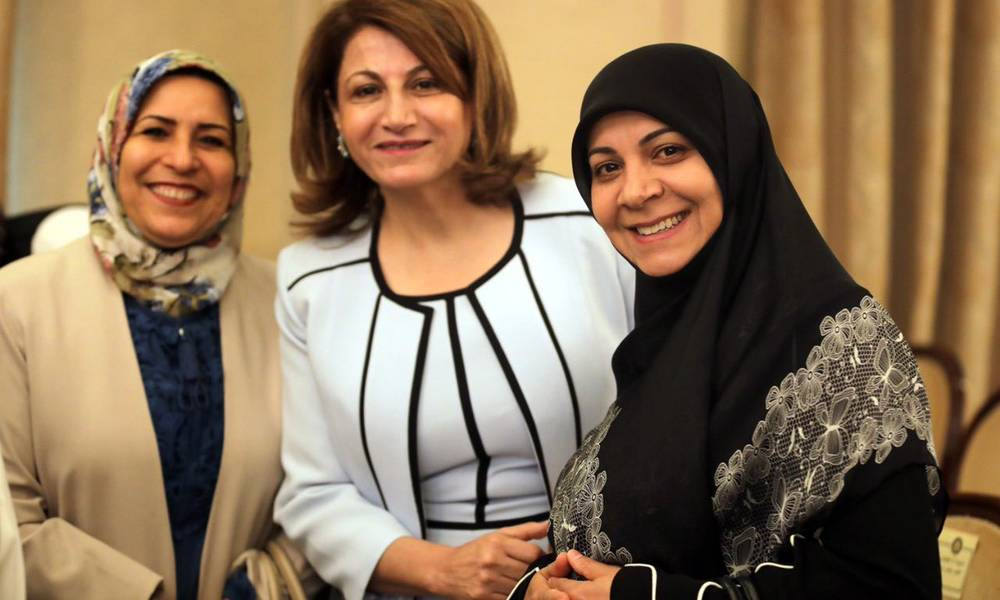 A woman should be chosen for the Iraqi Prime Minister