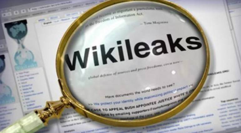 Wikileaks leaking more than 8 thousands of secret documents about US intelligence