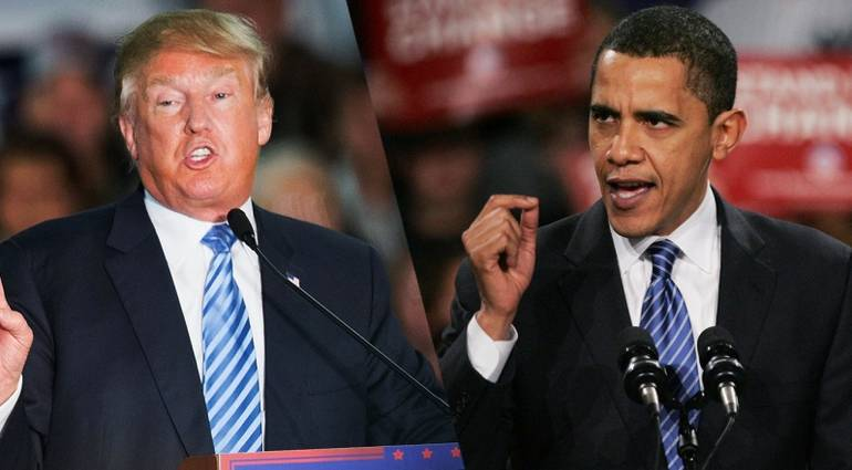 Obama is planning to overthrow the Trump
