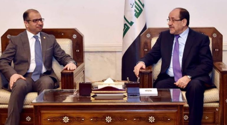 Jubouri - We have no intention in alliance with al-Maliki