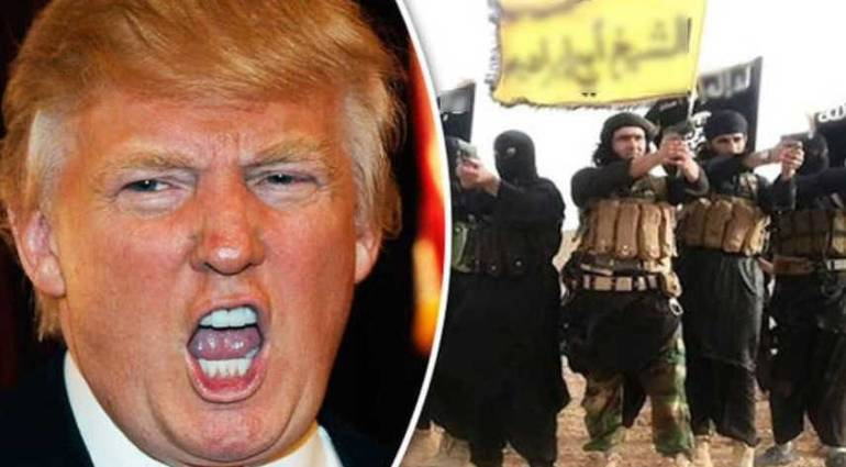 Trump - Daesh will end up with less than two months