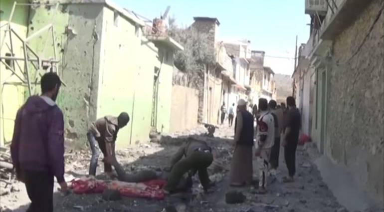 Federal Police kill the first assistant of Abu Bakr al-Baghdadi