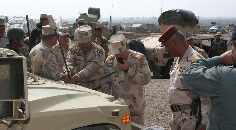Nineveh operations - the next few days will witness the liberation coast right in full