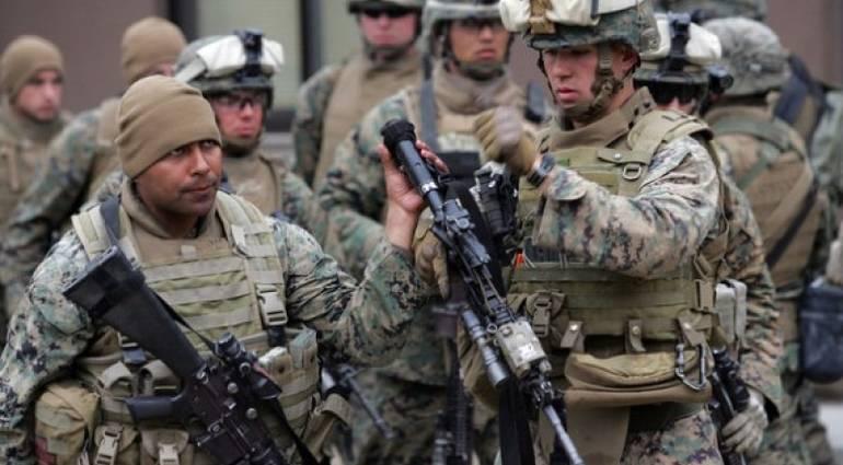 Talks between Washington and Baghdad to keep US troops in Iraq