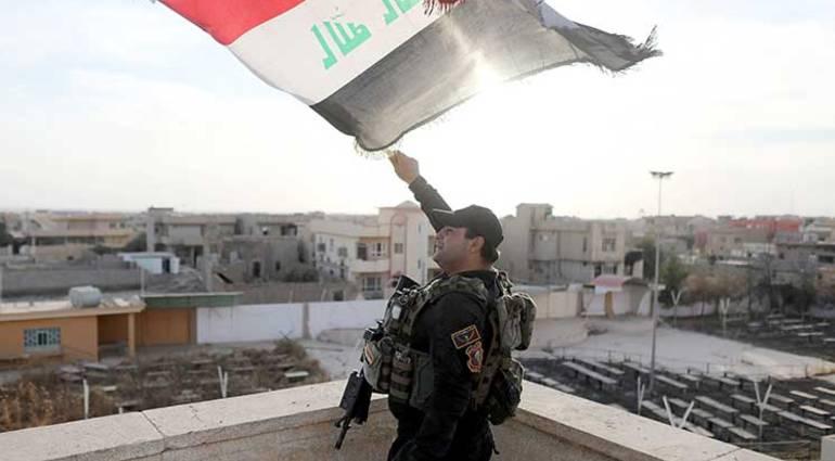 Media war - edit the entire Mushayrifa area in Mosul Ayman al-cell