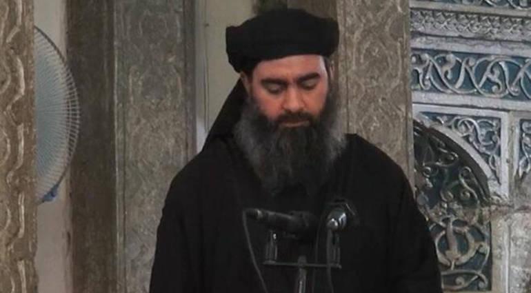 Source - Baghdadi fled and abandoned its elements
