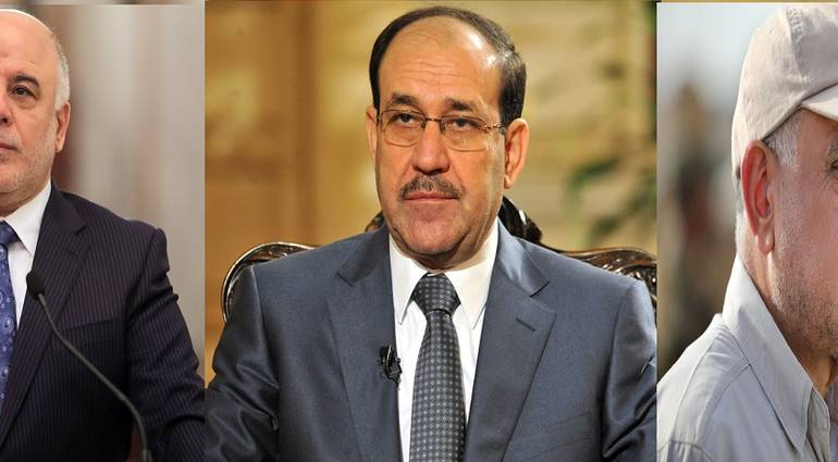 American Institute reveals the next prime minister of Iraq in the event of Abadi al-Maliki and al-Amiri met
