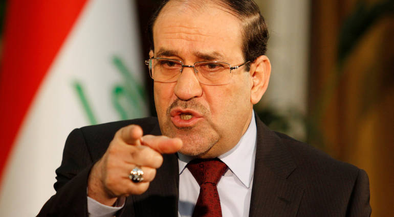 Maliki - I will not go back to the prime minister and there are international preparations