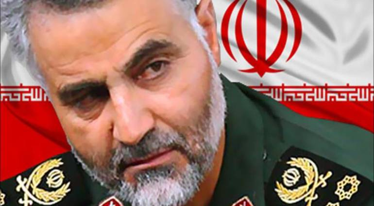 Nineveh tribes: the Iraqi government are all under the control of Qassem Soleimani
