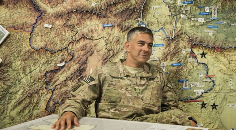 General - No significant changes in the level of US forces in Iraq after the Mosul