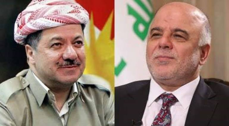Abadi receives American assurances to postpone Kurdistan referendum
