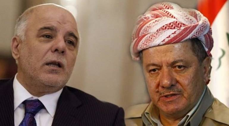 Abadi threatens Kurdistan with military measures to prevent independence