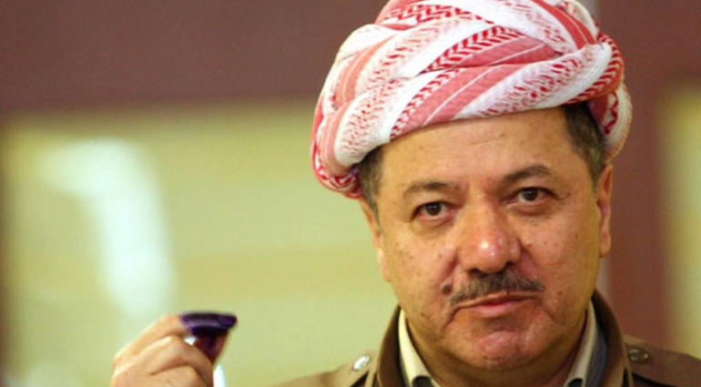 Barzani - The biggest mistake in my life that I became president of Kurdistan