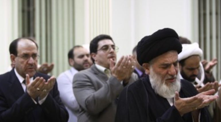 With support of Shahroudi - Maliki as prime minister