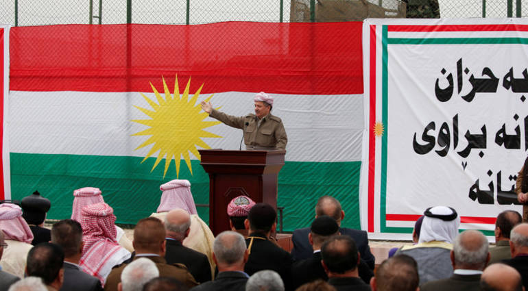 Kurdistan referendum will contain only one question - What is it