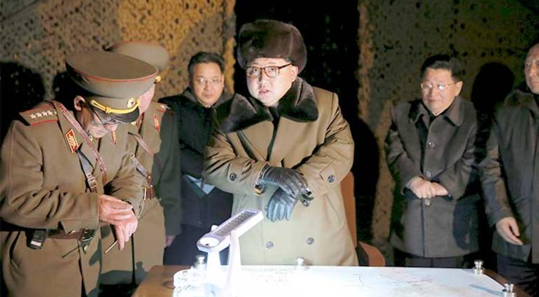 British site reveals Seouls ability to overthrow Pyongyang in minutes