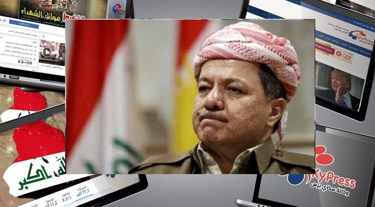 Kurdish leader reveals the proposal of the Great Powers in return for postponing the referendum of Kurdistan