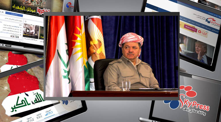 Barzani - Ready for dialogue without preconditions