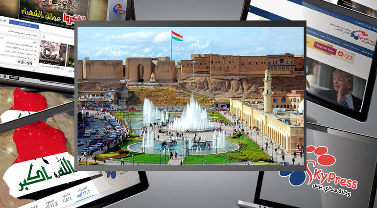 Erbil - Five conditions to end the crisis with Baghdad
