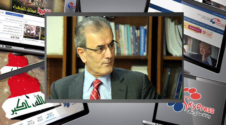 Kurdish sources - Najmuddin Karim fled from Arbil to Washington
