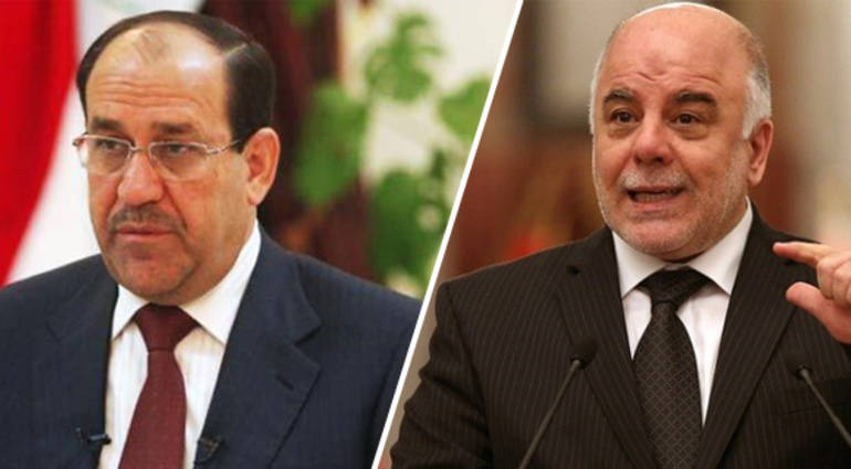 His party - Abadi and Maliki will surprise everyone by running together