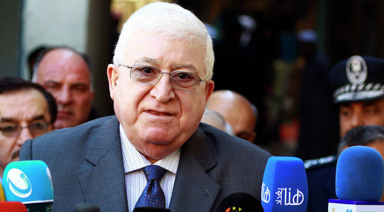 Masoom - dialogue Abadi and Barzani will not solve the crisis .. This solution