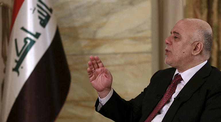 US adviser - Washington is trading alternative names Abadi in case of stumbling for a second term