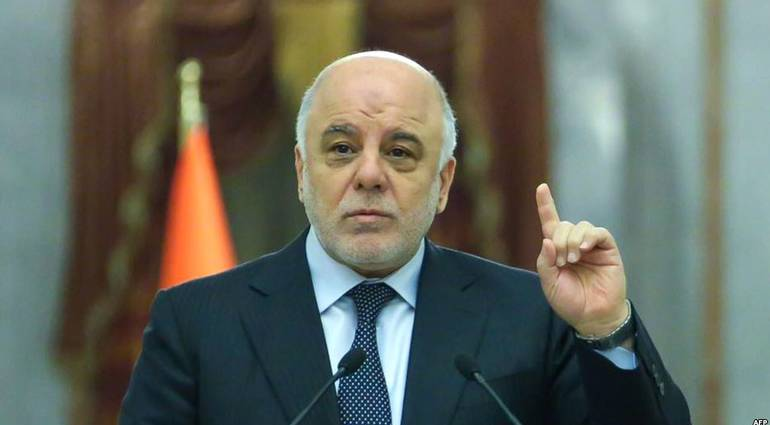 Abadi - Kurdistan has agreed to hand over oil to Baghdad