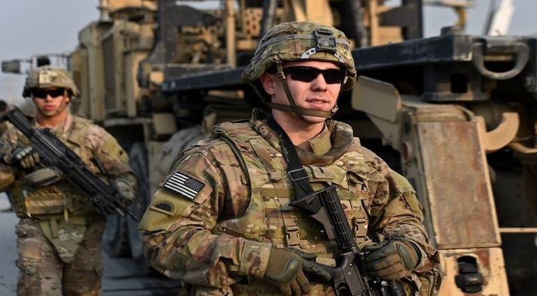 America - Our troops will remain in Iraq indefinitely to prevent the fight calling on our territory